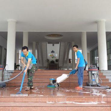 vệ sinh công nghiệp tại cần thơ